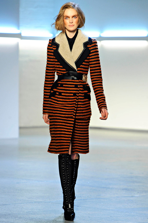 New York fashion week, fashion shows, catwalk, fall winter 2012, Rodarte
