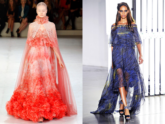 fashion advice column, ask alexandra, press pieces, catwalk, runway, alexander mcqueen, rodarte