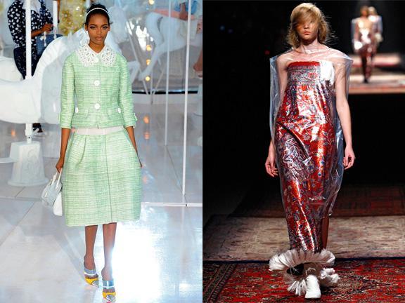 fashion advice column, ask alexandra, press pieces, catwalk, runway, louis vuitton, maison martin margiela