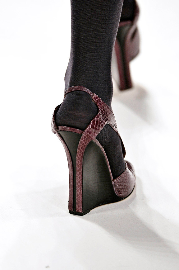 New York Fall Winter 2012 Shoes