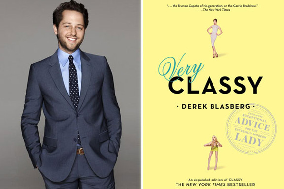 Derek Blasberg, Very Classy, Fashion chat, fashion interviews