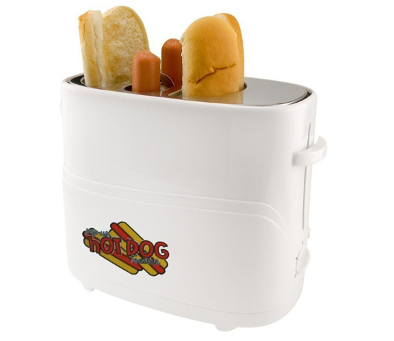 loathe, hot dog toaster, food