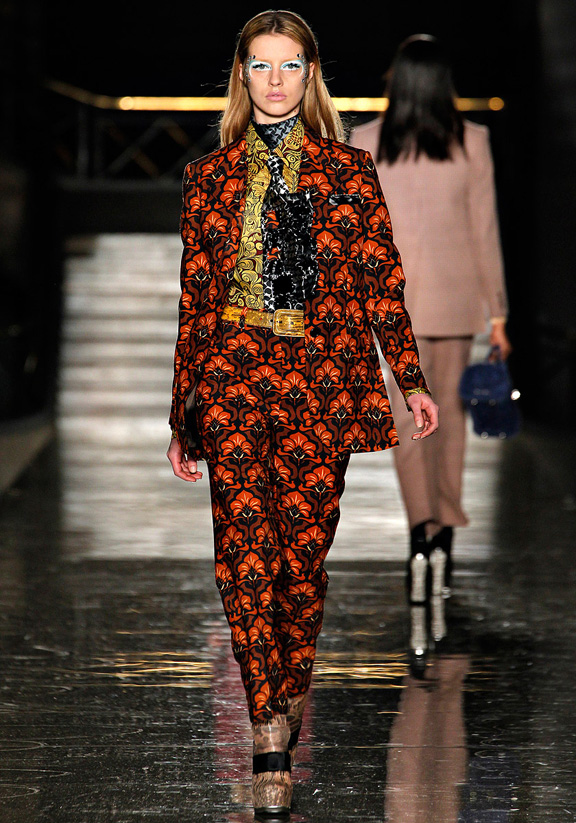 Paris fashion week, fashion shows, catwalk, fall winter 2012, Miu Miu, Prada