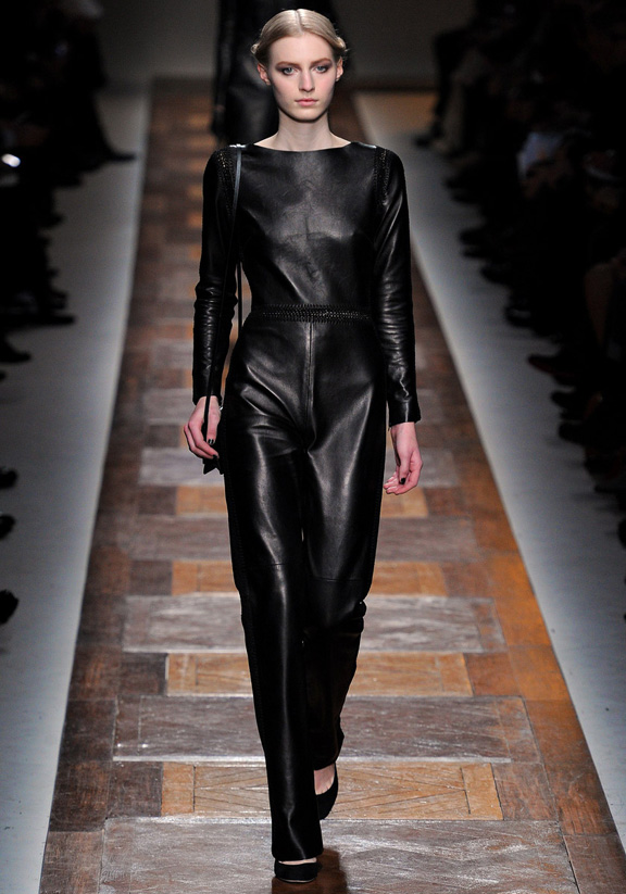 Paris fashion week, fashion shows, catwalk, fall winter 2012, Valentino