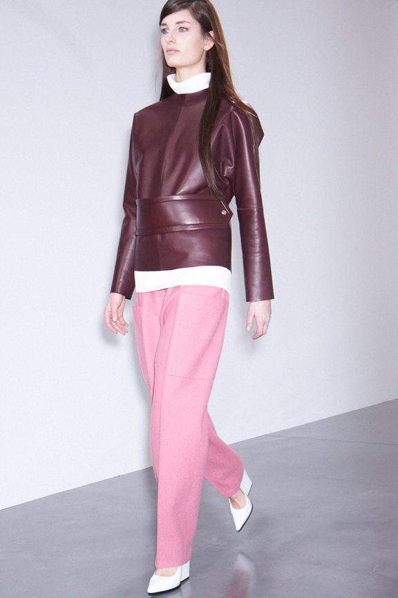 Paris fashion week, fashion shows, catwalk, fall winter 2012, Celine, Pheobe Philo