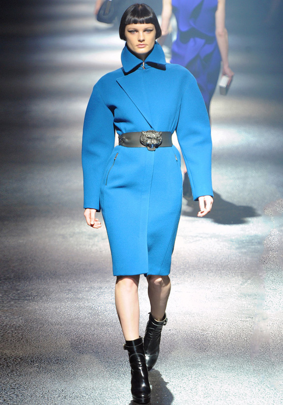 Paris fashion week, fashion shows, catwalk, fall winter 2012, Lanvin, Alber Elbaz