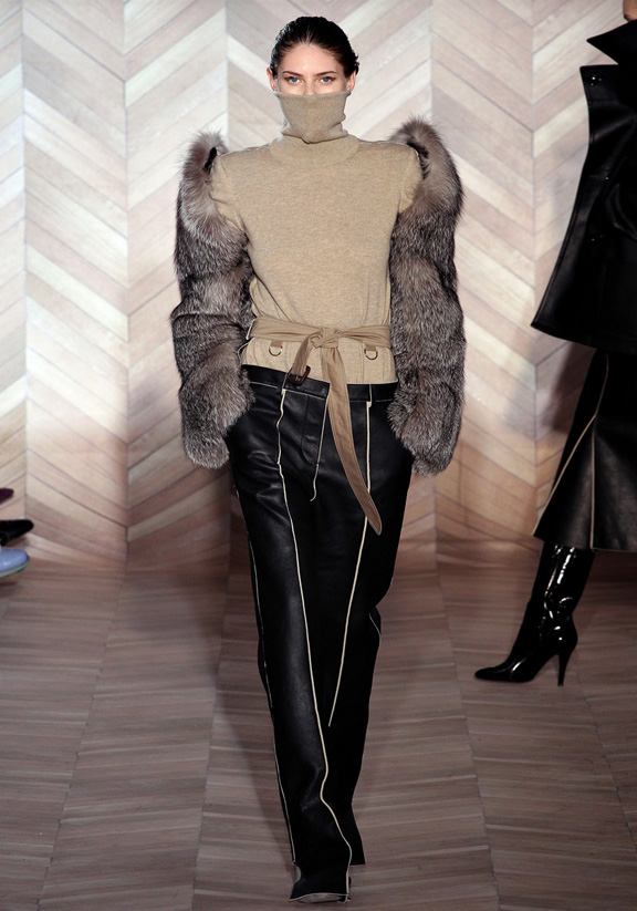 Paris fashion week, fashion shows, catwalk, fall winter 2012, Maison Martin Margiela