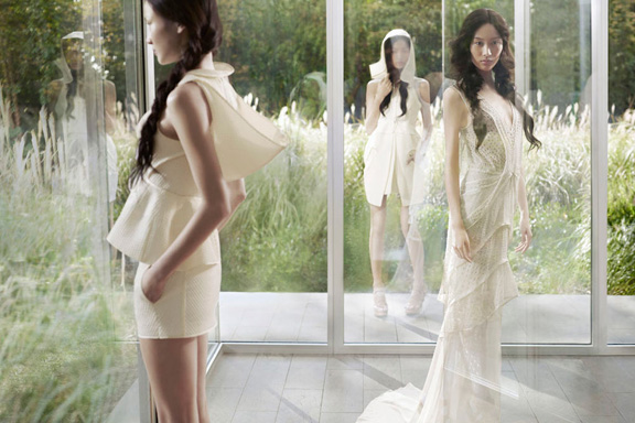 spring summer advertising campaigns, Shu Pei, Carter Smith, Vera Wang