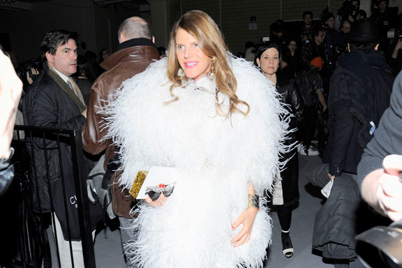 Anna Dello Russo, douchebags, fashion, fashion advice column