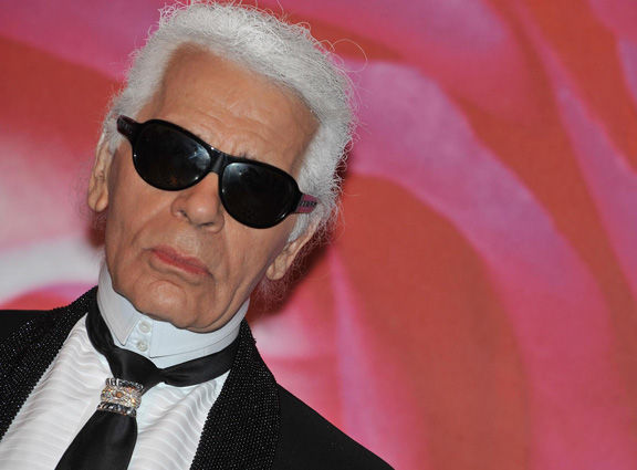 Karl Lagerfeld, douchebags, fashion, fashion advice column