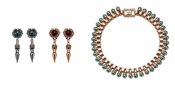 mawi, jewelry, love, fall winter 2012