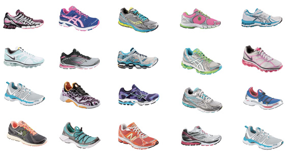 Loathe: Running Shoes | Searching For Style