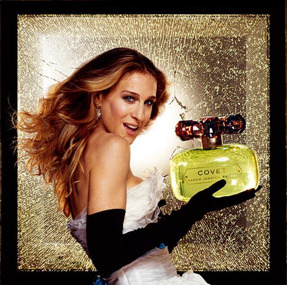 Sarah Jessica Parker, celebrity perfume, celebrity fashion, designer, fragrance, Kim Kardashian