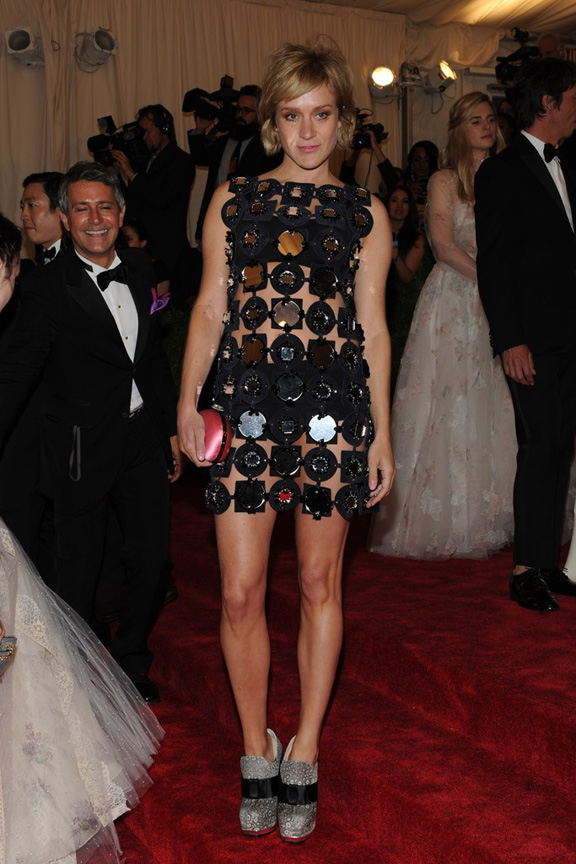 Met ball, fashion, celebrities, red carpet, evening wear, Miu Miu