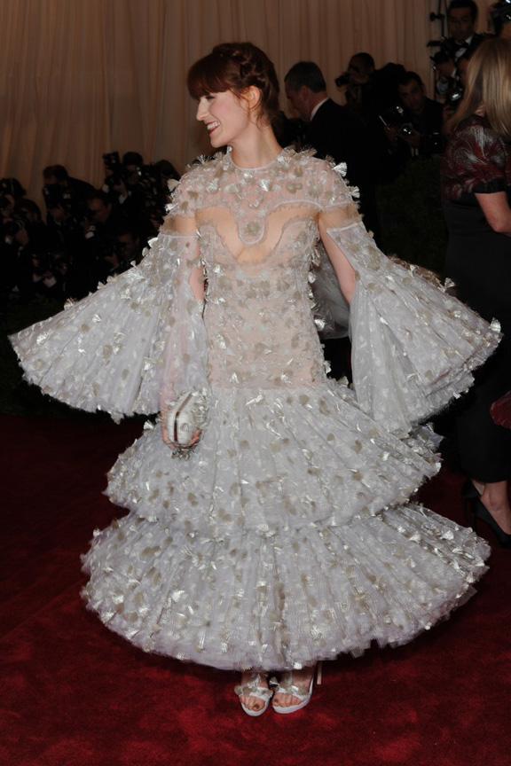 Met ball, fashion, celebrities, red carpet, evening wear, alexander mcqueen