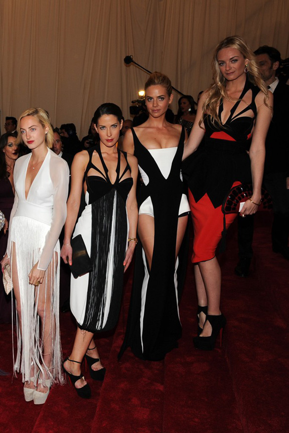 Met ball, fashion, celebrities, red carpet, evening wear, mugler
