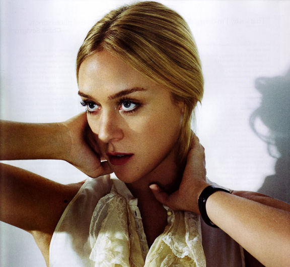 chloe sevigny, fashion quote, celebrity, fashion shows, front row
