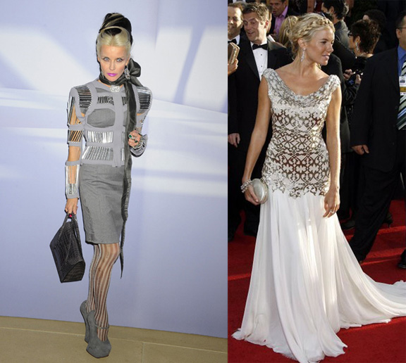 celebrity fashion, red carpet, fashion advice column, daphne guinness, sienna miller