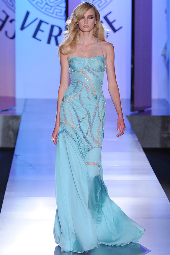 Atelier Versace Fall Winter 2012 | Searching For Style