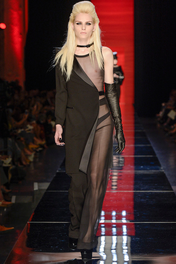 Paris, haute couture, catwalk, runway show, fall 2012, jean paul gaultier