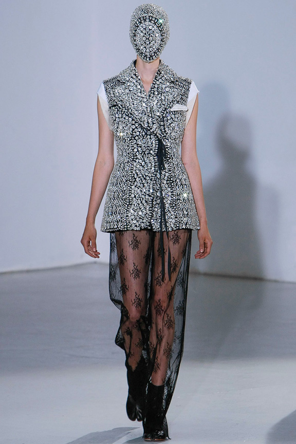 Paris, haute couture, catwalk, runway show, fall 2012, maison martin margiela