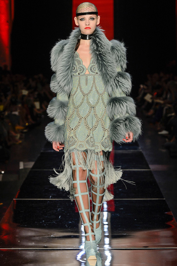 Jean paul gaultier haute couture fall winter 2012 for Jean paul gaultier clothing