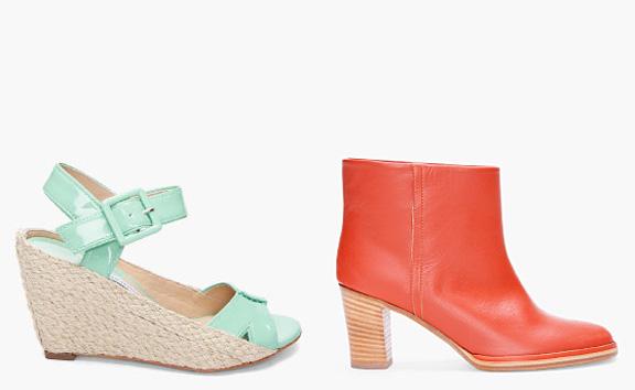 wardrobe essentials, heels, three inch heels