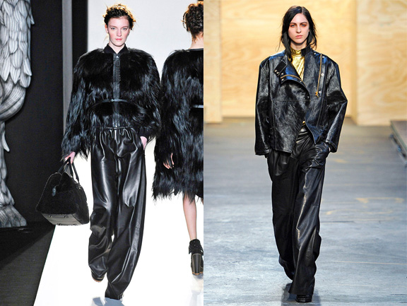bad fashion, fall winter 2012, fashion trends, fashion lists, mulberry, proenza schouler