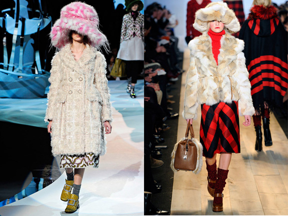 bad fashion, fall winter 2012, fashion trends, fashion lists, marc jacobs, michael kors