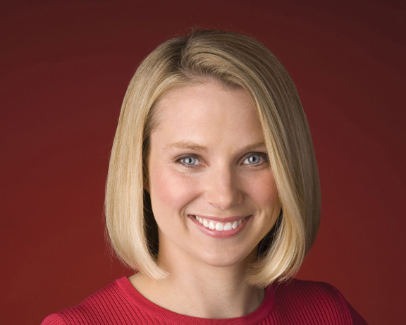 marissa mayer, working moms