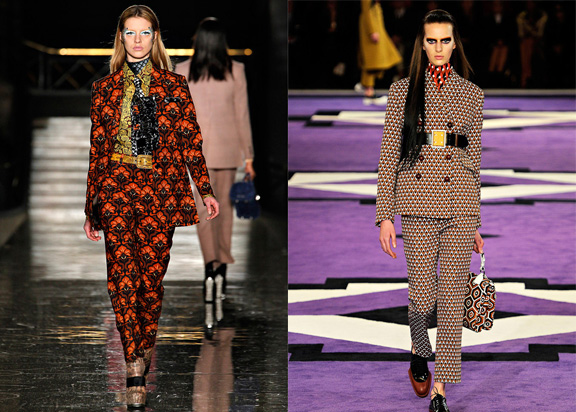 bad fashion, fall winter 2012, fashion trends, fashion lists, miu miu, prada