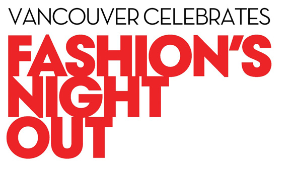 fashion's Night out, vancouver