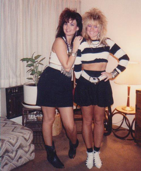 Teenage dating in the 1980s