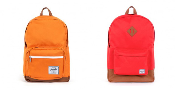 love, herschel supply co, canadian fashion, backpacks, bags