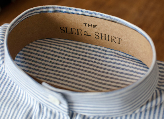 the sleep shirt, luxury nightwear