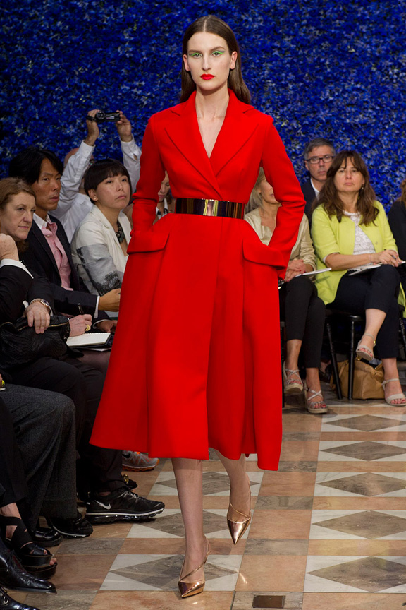christian dior, haute couture, runway review, fashion catwalks, raf simons