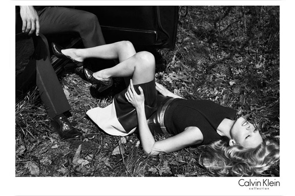 fall winter 2012, fashion photography, advertising campaigns, magazines, lara stone, calvin klein