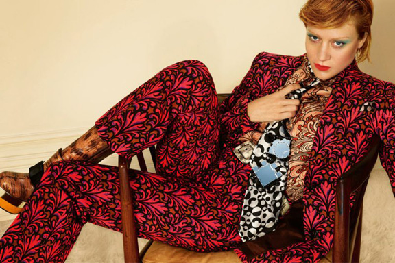 fall winter 2012, fashion photography, advertising campaigns, magazines, miu miu, chloe sevigny