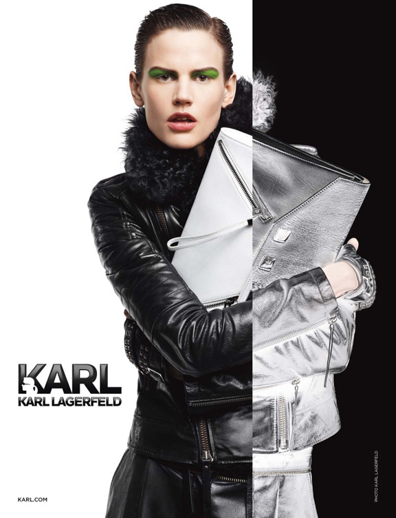 fall winter 2012, fashion photography, advertising campaigns, magazines, karl lagerfeld