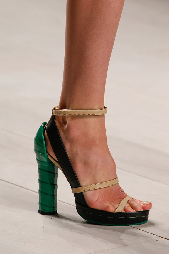 London, catwalk, runway show, spring summer 2013, shoes, david koma