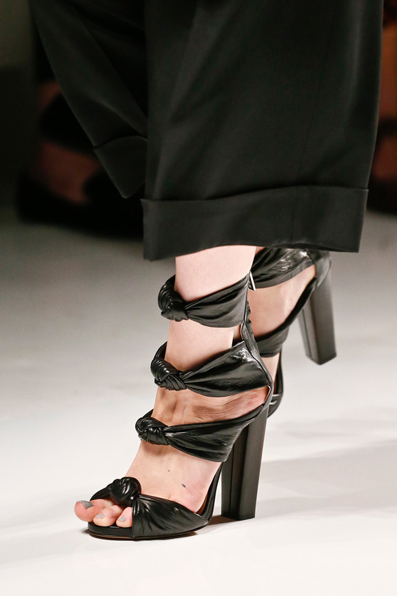 Milan, catwalk, runway show, spring summer 2013, shoes, etro