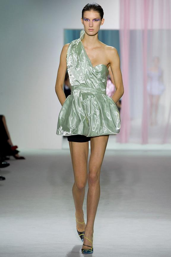 Paris, catwalk, runway show, review, critic, spring summer 2013, Christian Dior, Raf Simons