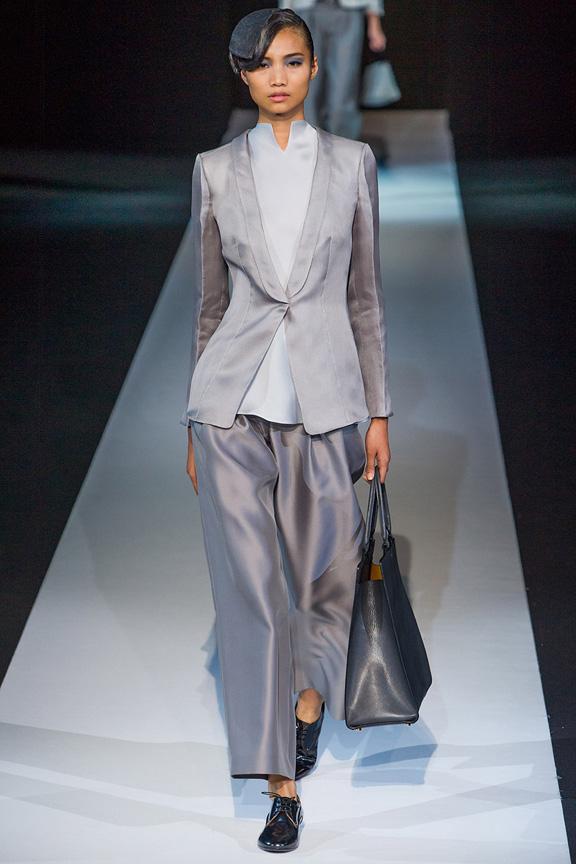 Milan, catwalk, runway show, spring summer 2013, Giorgio Armani
