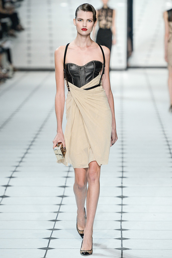 New York, catwalk, runway show, spring summer 2013, Jason Wu