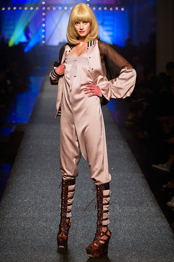 Paris, catwalk, runway show, review, critic, spring summer 2013, jean paul gaultier