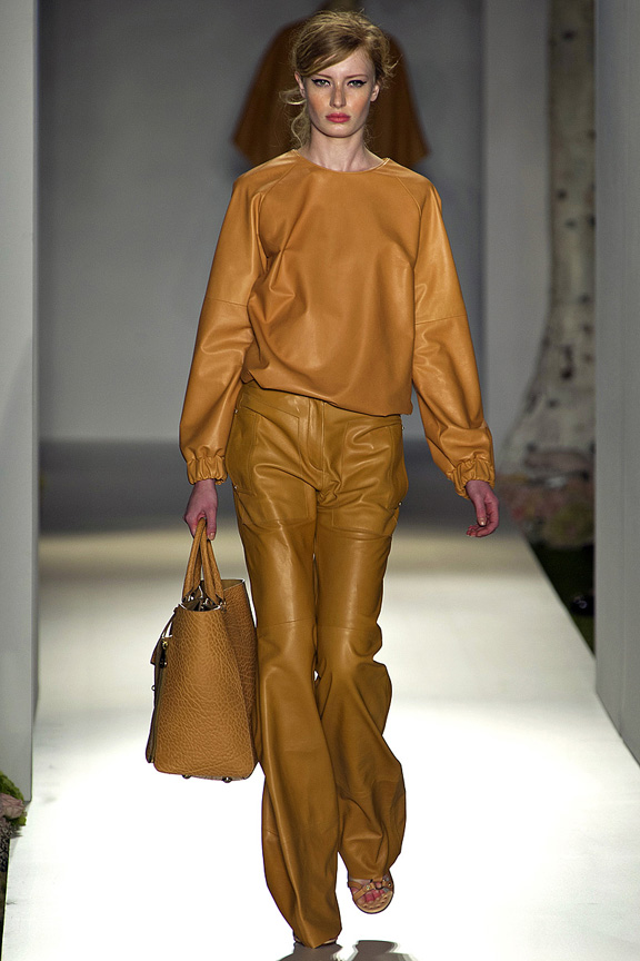 London, catwalk, runway show, spring summer 2013, Mulberry