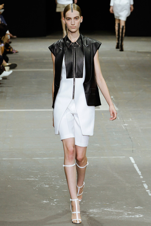 New York, catwalk, runway show, spring summer 2013, Alexander Wang