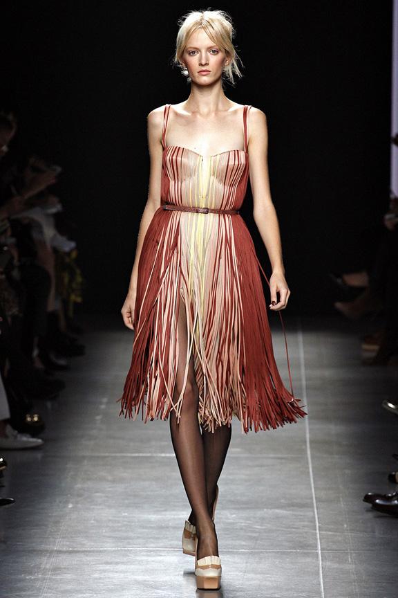 Milan, catwalk, runway show, spring summer 2013, Bottega Veneta