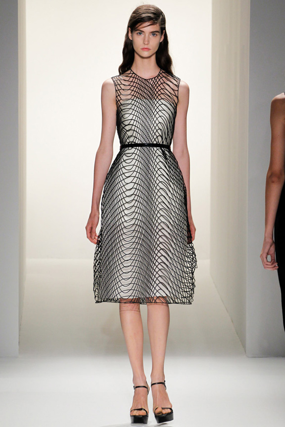 New York, catwalk, runway show, spring summer 2013, calvin klein