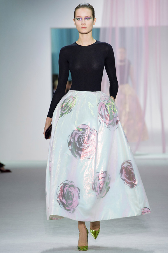 Paris, catwalk, runway show, review, critic, spring summer 2013, Christian Dior, Raf Simons